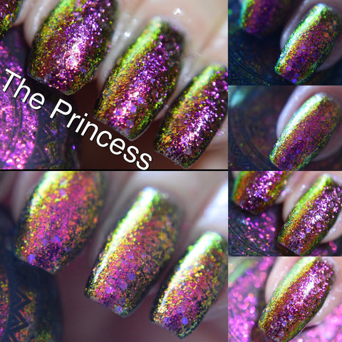 The Princess (Mermaid collection)