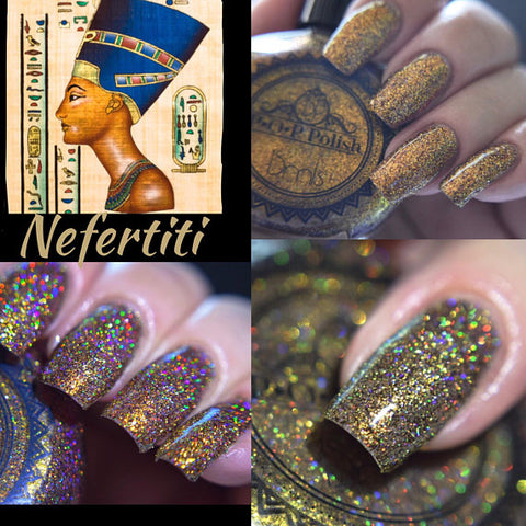 Nefertiti (ANCIENT EGYPT)