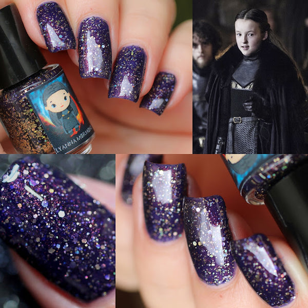 Lyanna Mormont (Ice & Fire collection)