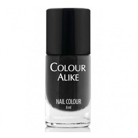 Nail Art Supplies - Colour Alike Stamping Polish - Kind Of Black