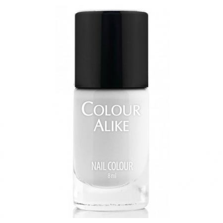 Nail Art Supplies - Colour Alike Stamping Polish - Kind Of White