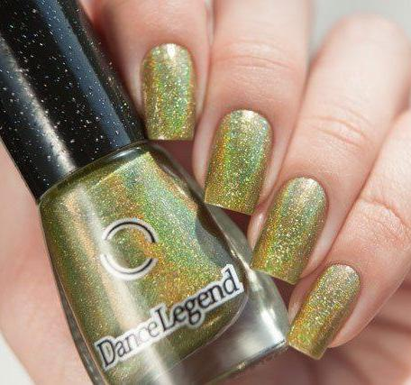 Nail Lacquers - 849 - Olive Theory