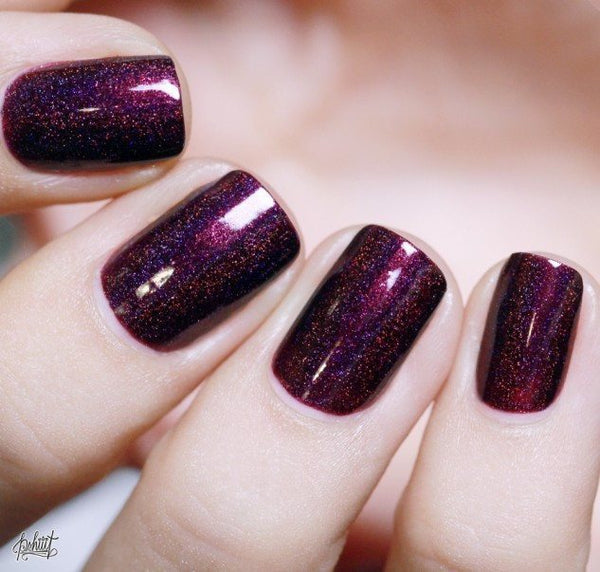 Nail Lacquers - Black Orchid