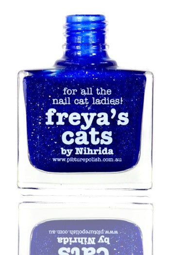 Nail Lacquers - Freya's Cats