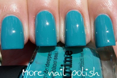Nail Lacquers - Marine