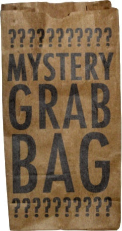 Nail Lacquers - Mystery Grab Bag - 5 Bottles