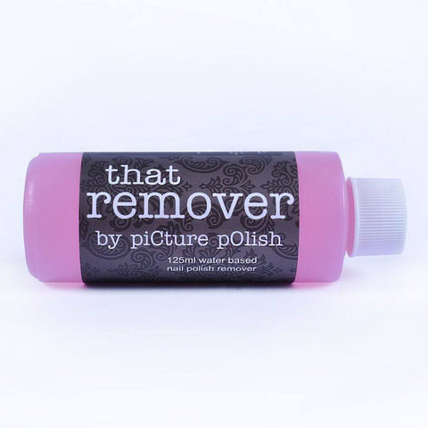 Nail Lacquers - That Remover (Water-based NPR)