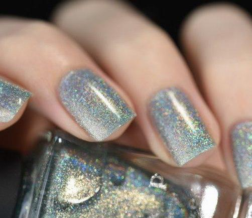 Nail Lacquers - Top Down