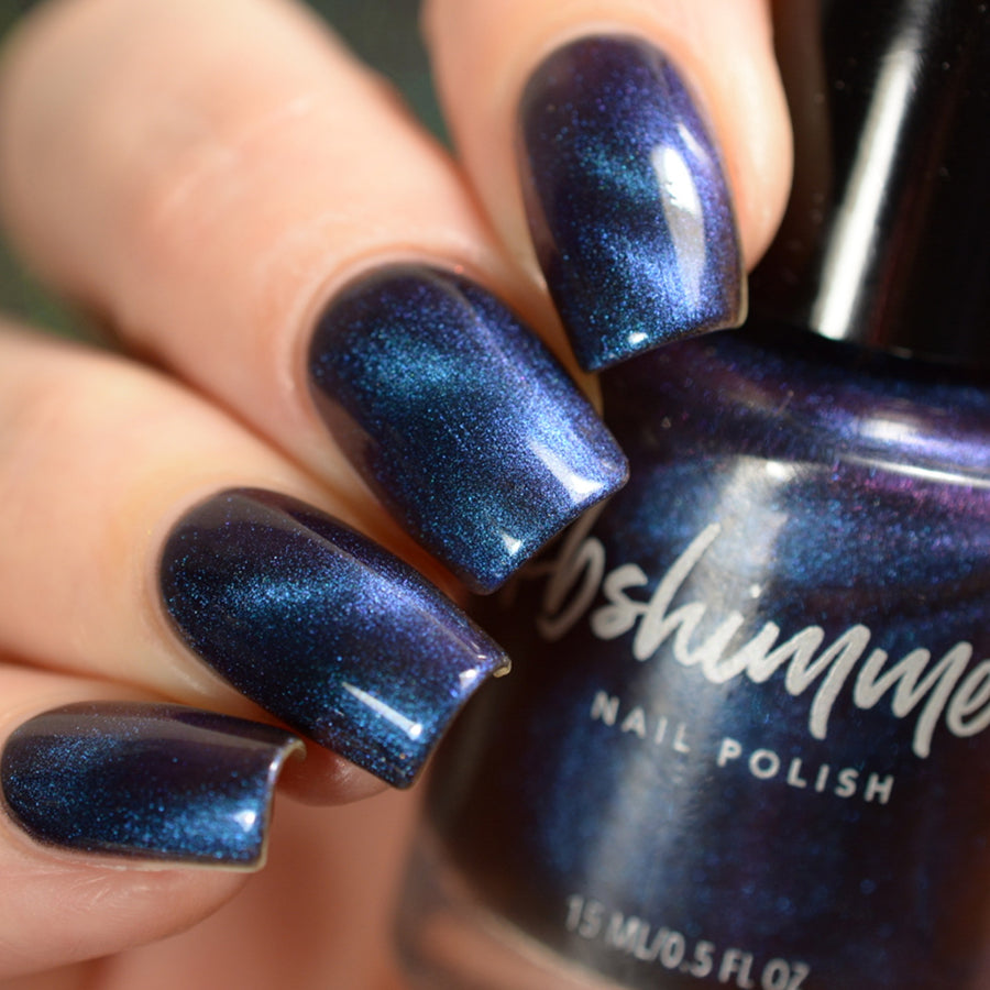 NO COMET DUOCHROME MAGNETIC NAIL POLISH | Rainbow Connection