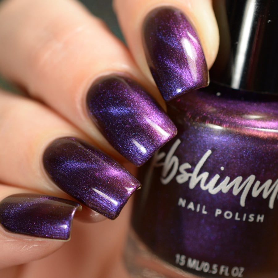 ORBITS AND PIECES DUOCHROME MAGNETIC NAIL POLISH