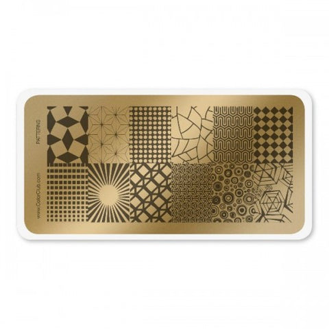 Stamping Plate Pattern