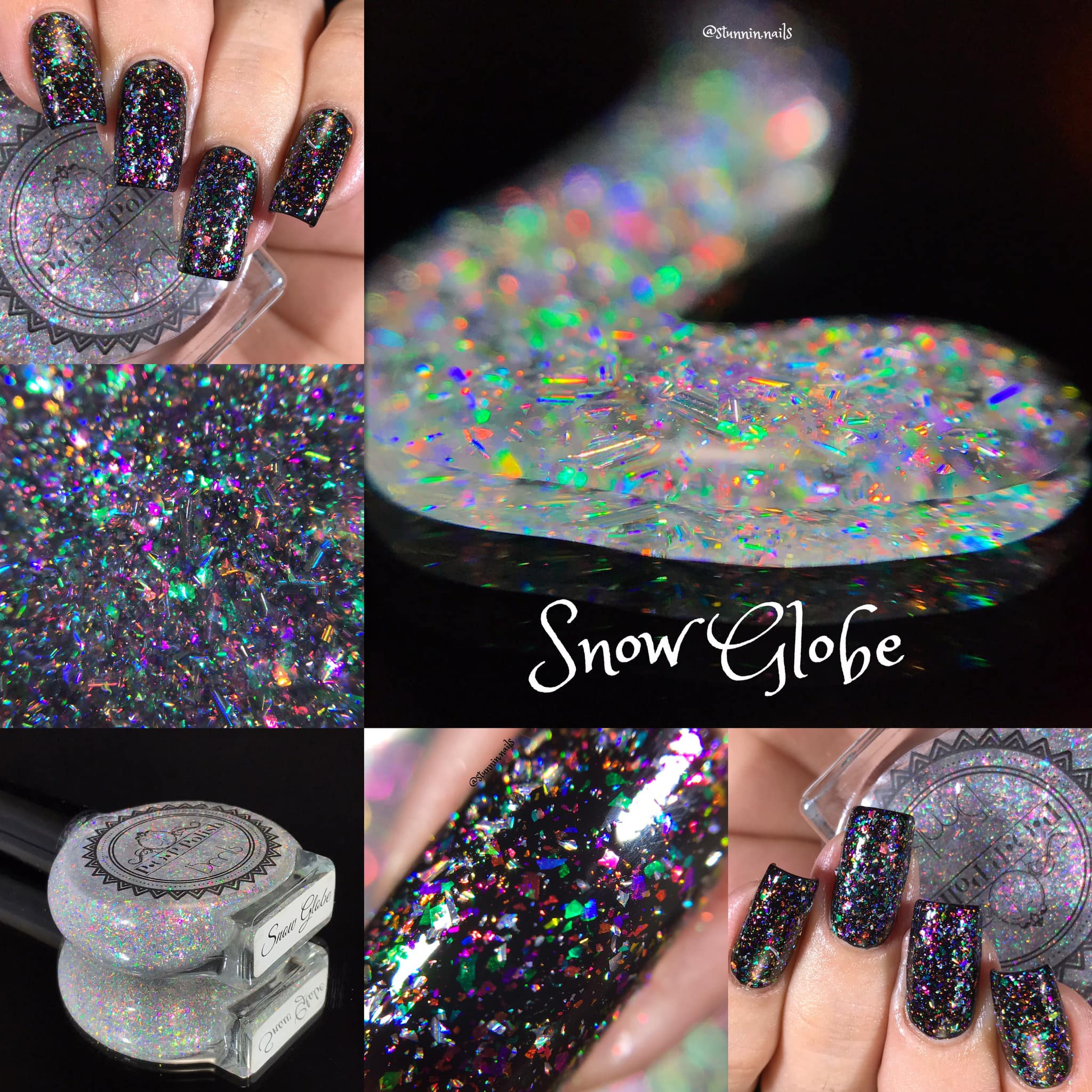 Snow Globe (Winter Top-pers)