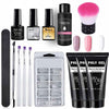 ULTIMATE POLYGEL KIT - GlowNGlam
