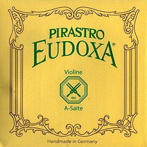 Pirastro Violin String Eudoxa A Gut/Alum. 13.25