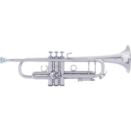 Bach Trumpet AB190S Silver Bb Outfit
