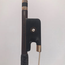 Load image into Gallery viewer, Dorfler Cello Bow #200 Round Gold Headplate
