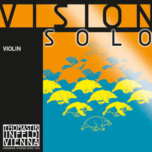 T-I Vision Solo Violin String D 4/4 Medium