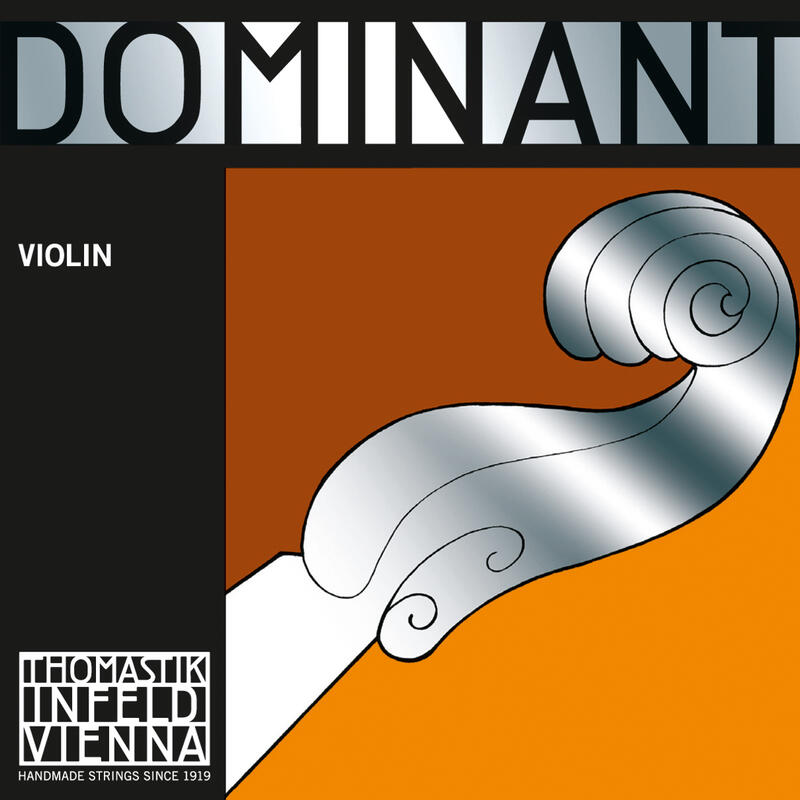 T-I Dominant Violin String E Loopend 4/4 Medium