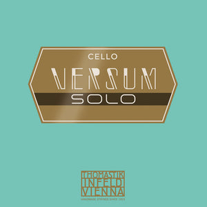 T-I Versum Solo Cello String A&D Pack 4/4 Medium