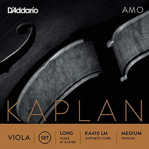 D'Addario Viola String Kaplan AMO Set Medium