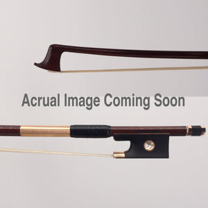 HCC Cello Bow  Brazilwood Octagon 1/4
