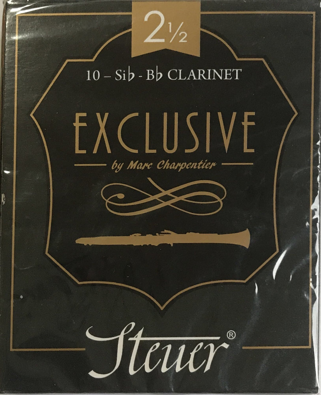 Steuer Bb Clarinet Exclusive Series