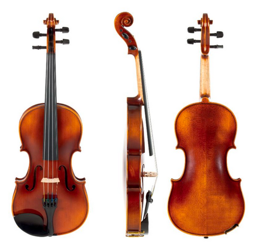 L'Appenti Violin Ooutfit with Shape Case and Carbon Bow VL1 1/4