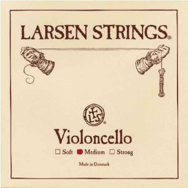 Larsen Cello String Tungstern C 4/4.