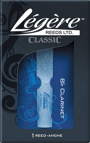 Legere Reed for Bb Clarinet Classic 3.0