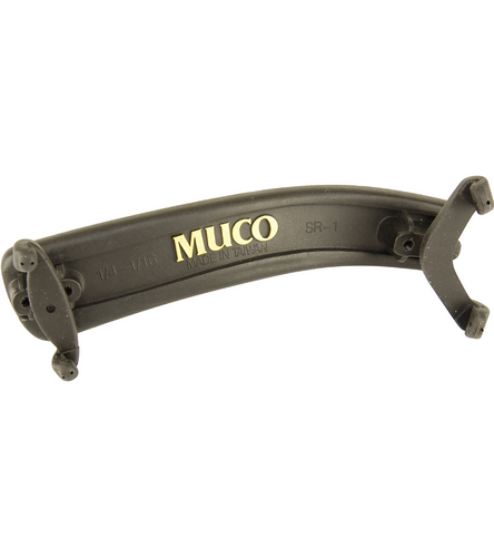 MUCO Shoulder Rest for Violin 1/4 to 1/8