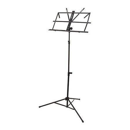 HCC Music Stand AC200 Black w/Bag