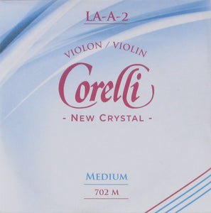 Corelli Violin String Crystal 702, A String