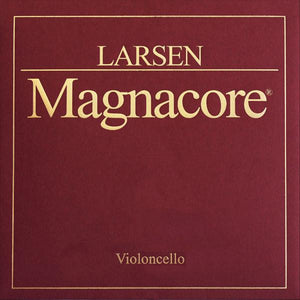 Larsen Magnacore Cello String Set 4/4 Medium