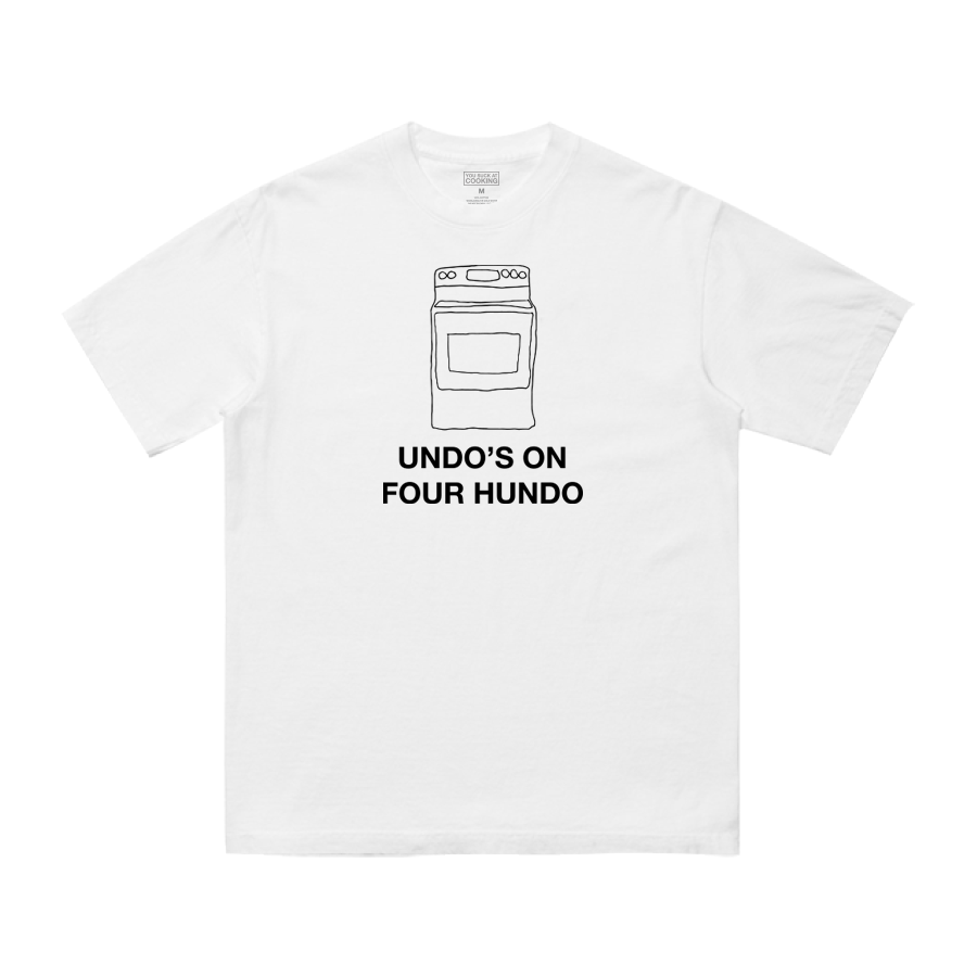 Undo's on Four Hundo Torso Warmer