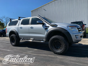 Ford Ranger PX Stainless Snorkel