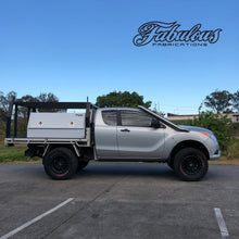 Load image into Gallery viewer, Mazda BT50 Stainless Snorkel