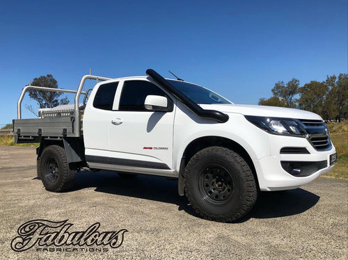 Holden Colorado RG.II Stainless Snorkel