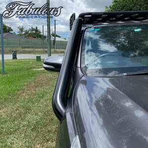 Toyota Fortuner Stainless Snorkel
