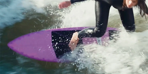 RAPID SURFING - CORE GRIP PADS