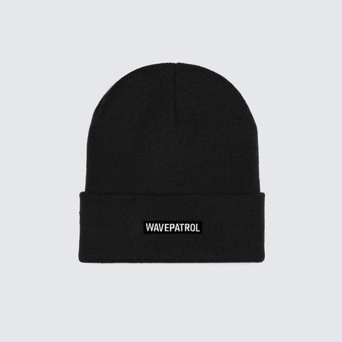BEANIE HAT BOX LOGO - WAVEPATROL