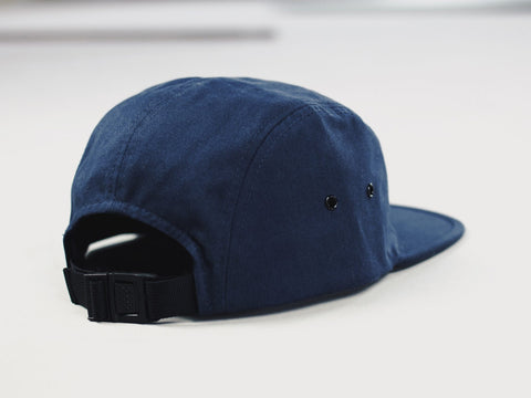 NAVY BLUE JOCKEY CAP - WAVEPATROL
