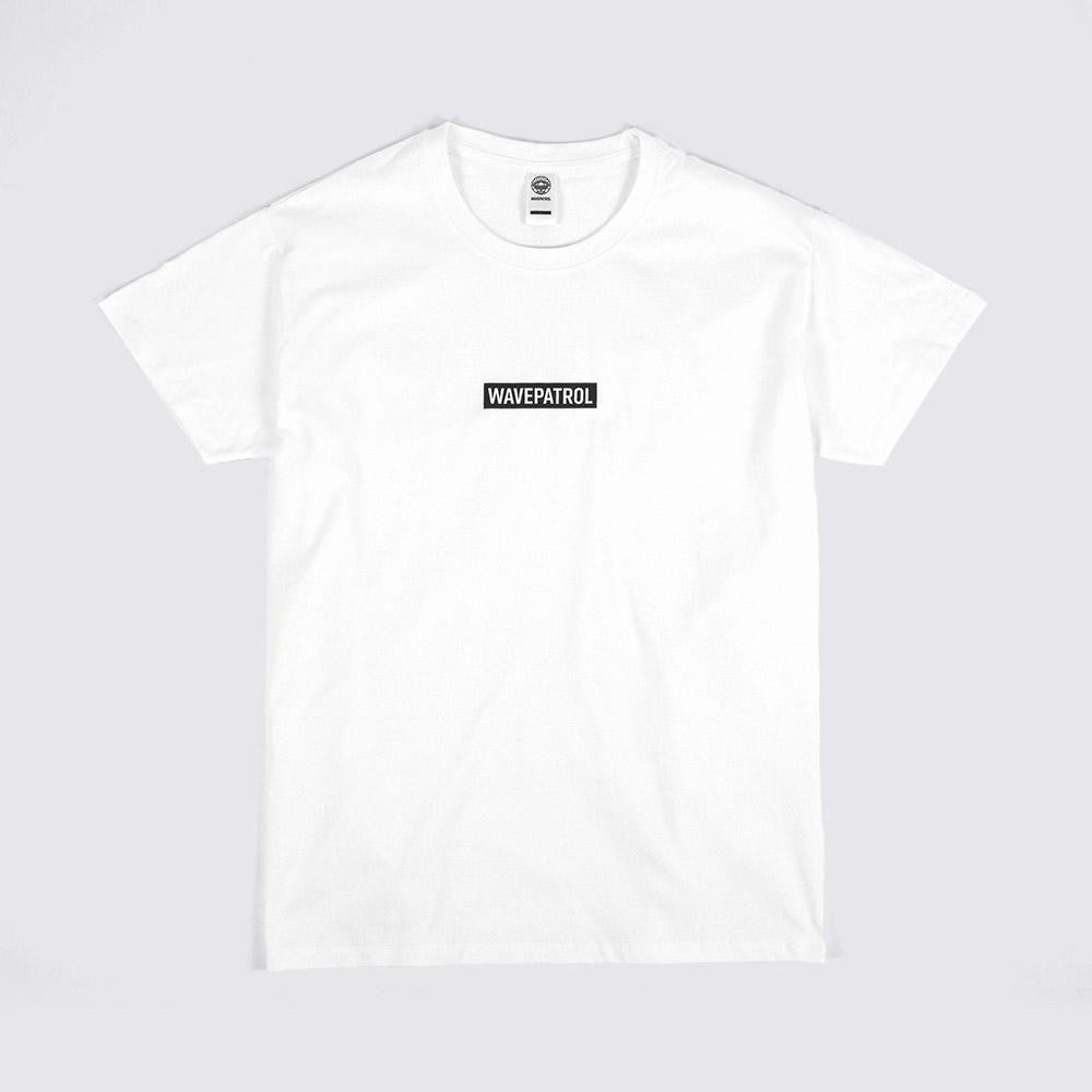 WHITE T-SHIRT SURF DETOXICATION - WAVEPATROL
