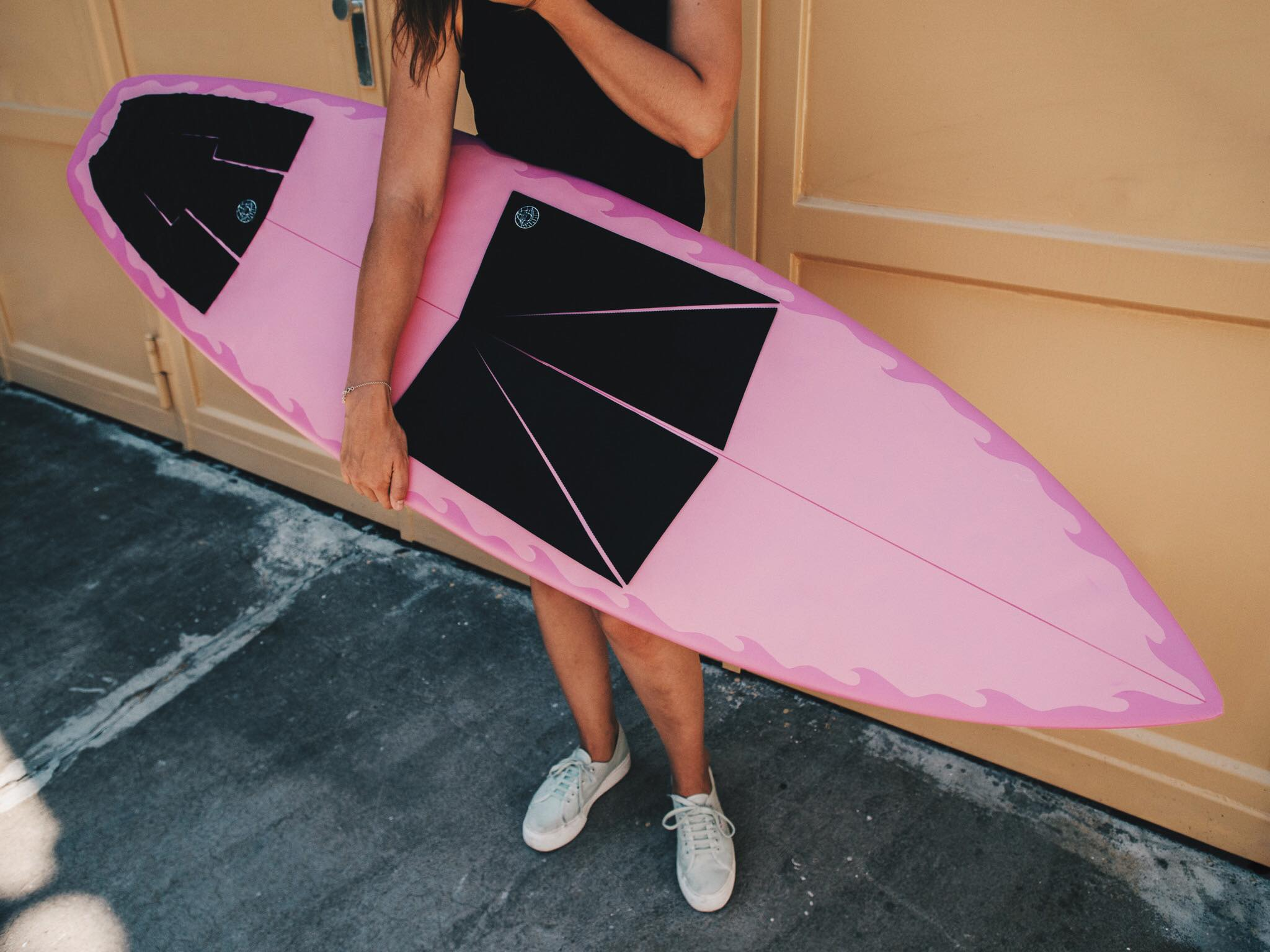 CORE SURF FRONT PAD RECYCLED - WAVEPATROL