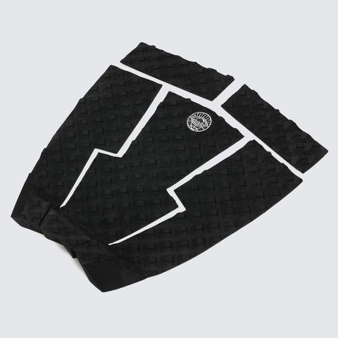 CORE SURF TAIL PAD NOIR RECYCLED - WAVEPATROL