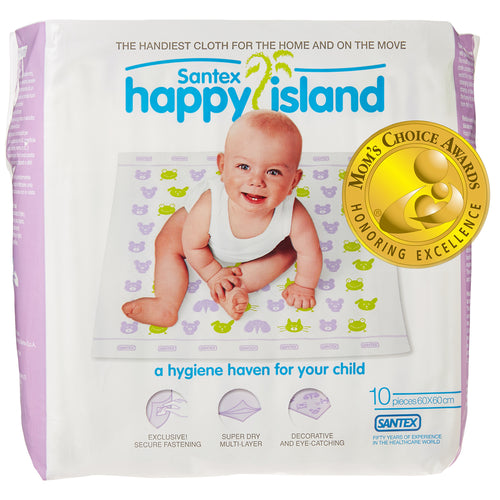 Happy Island Multi-Use Disposable Pads (10 Pack)