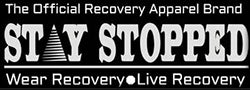 Stay Stopped Sobriety Apparel and Gifts
