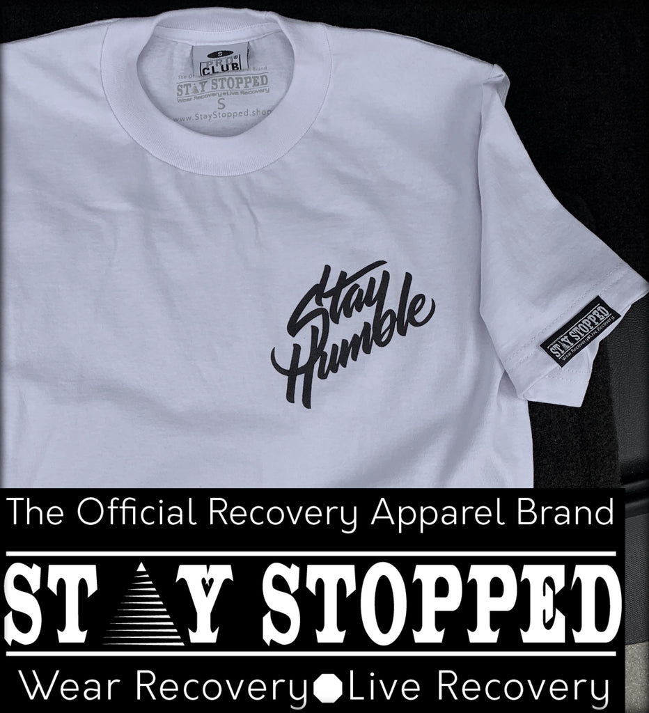 Stay Humble Short Sleeve