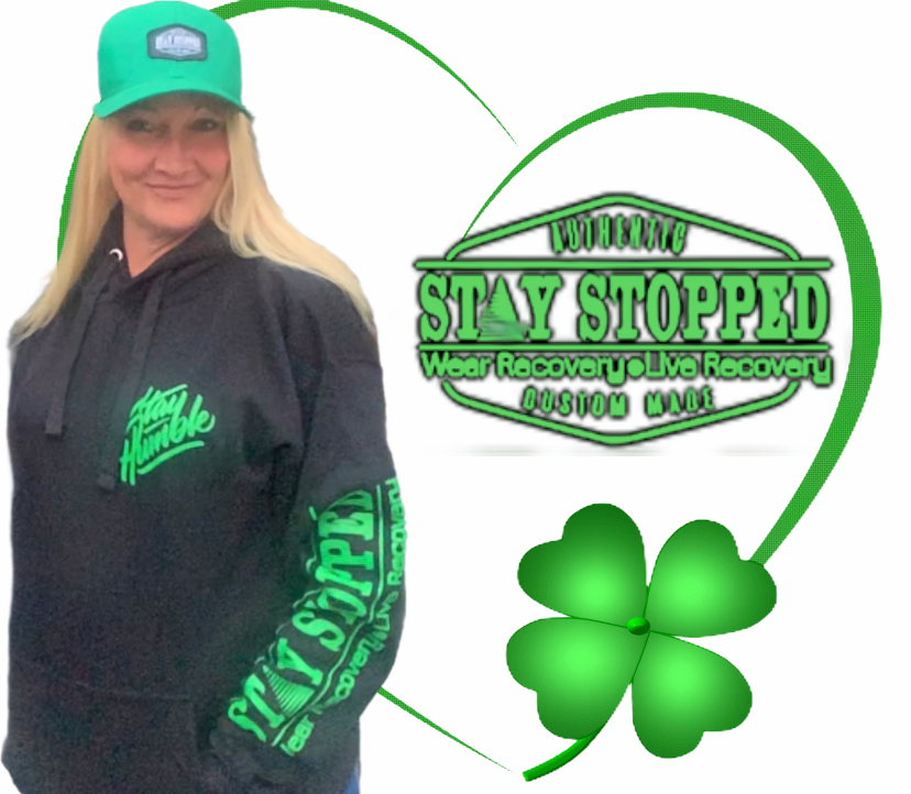 Stay Humble GREEN Pullover Hoodie (Universal)