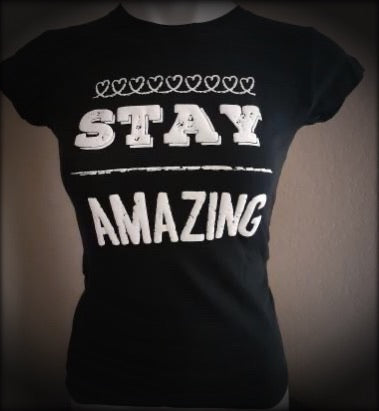 Women's Stay Amazing Top