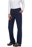 Koi Pant one Cargo Pocket Classic fit mid rise straight leg.